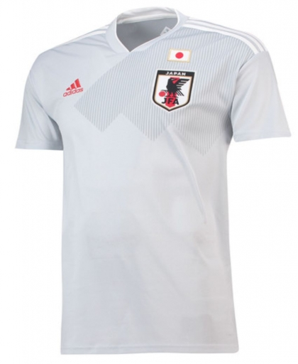 camiseta de japon alterno