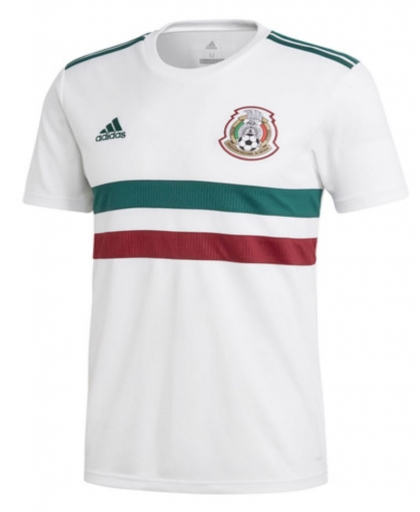 camiseta de mexico alterno